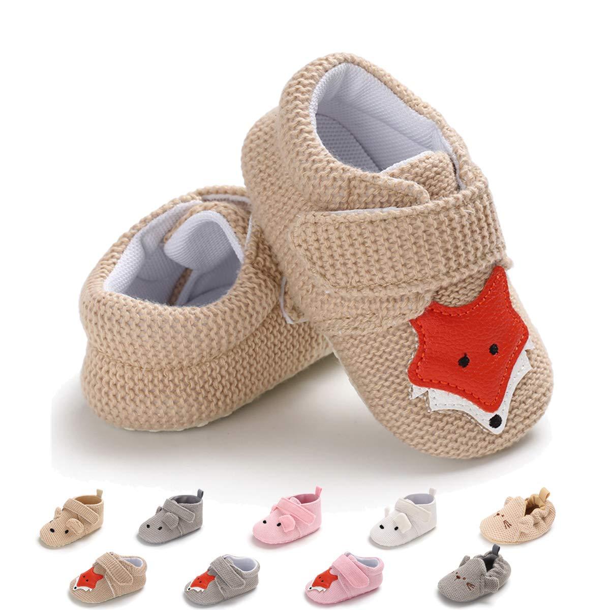 Sakuracan Infant Baby Boys Girls Slippers Cozy