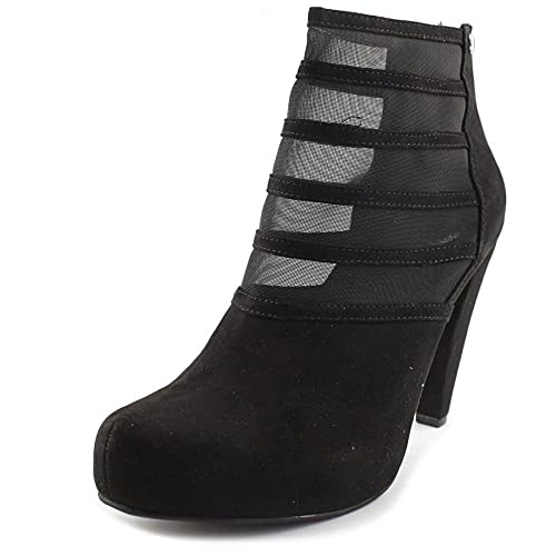 ea6c60af00b8 G by GUESS Womens Talza Closed Toe Ankle Fashion Boots