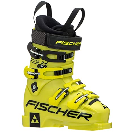 super popular ff94d beb47 Fischer RC4 Podium 70 Junior Race scarponi da sci 2018 ...