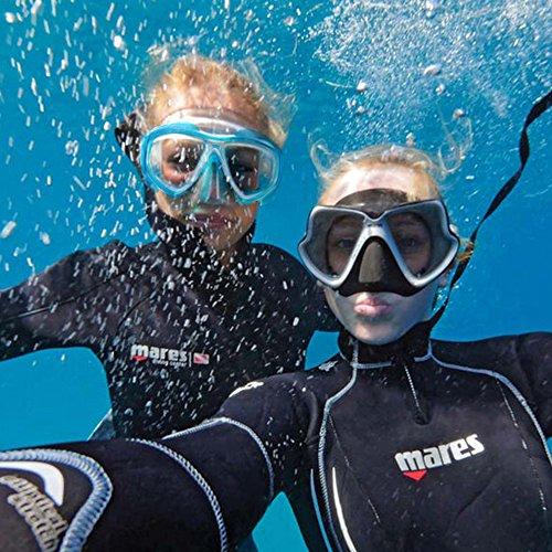 Anti fog Scuba Diving Mask Snorkeling