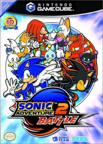 sonic adventure 2 battle gamecube - 8
