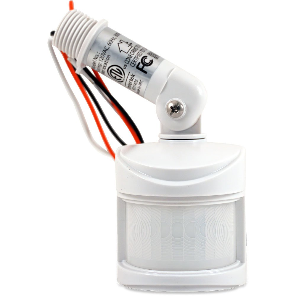 HomeSeer HS-FLS100+ Z-Wave Plus Floodlight Sensor
