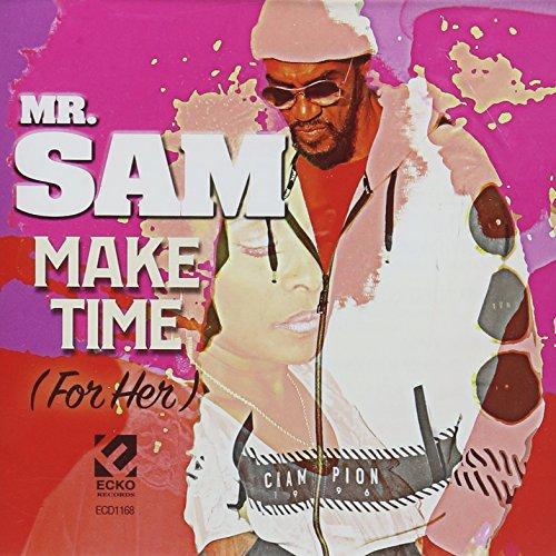 Make Time -  MR. SAM, Audio CD