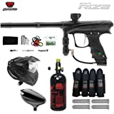 MAddog Proto Rize Paintball Marker w/Proto Primo Hopper & Dye SE Thermal Goggle Combo Package