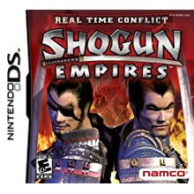 Real Time Conflict Shogun Empires - Nintendo DS