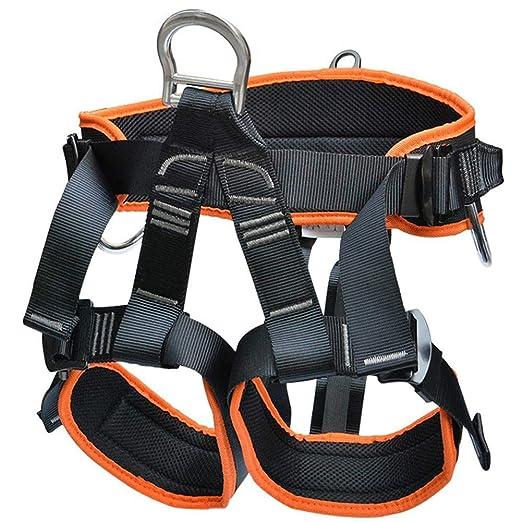 WYX Arnés de Escalada Cinturones de Seguridad para Trabajos aéreos ...