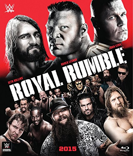 WWE: Royal Rumble 2015 (Blu-ray)