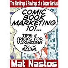 Comic Book Marketing 101