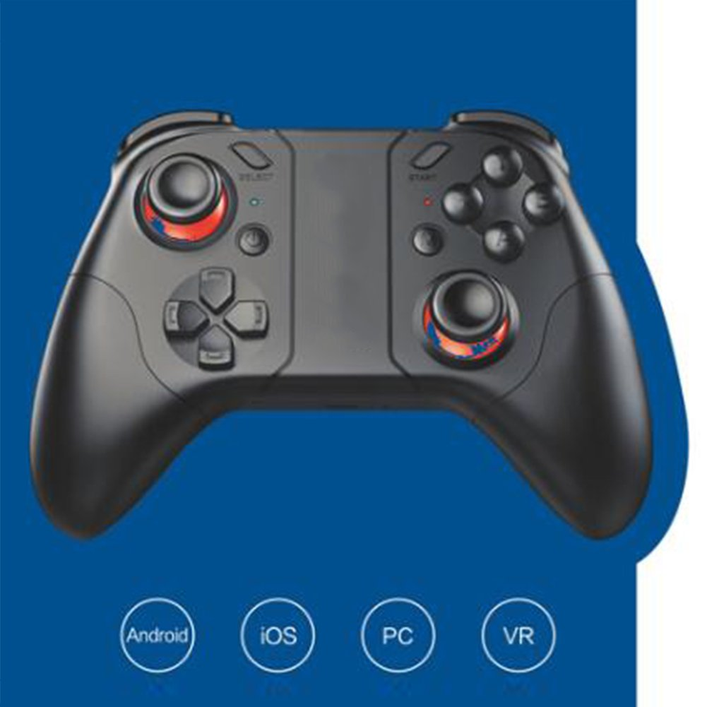 OOFAY Bluetooth Gaming Controller Wireless Gamepad Für Android Smartphone Tablet/PC Windows/Dampf / VR/TV Box / PS3