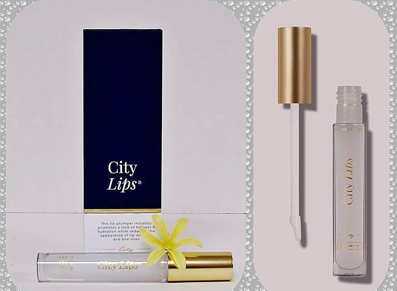 City Lips Original CLEAR Lip Plumper