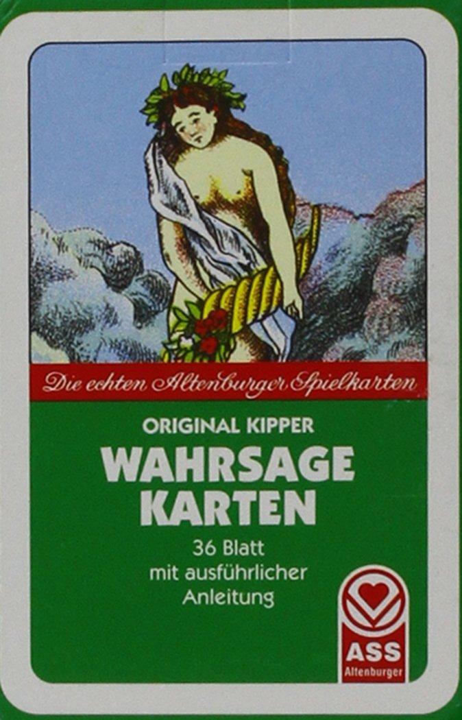 Kipper-Karten Karten – 28. Dezember 2015 ASS Altenburg c/o königsfurt-urania.com B000UC9RSE Tarot