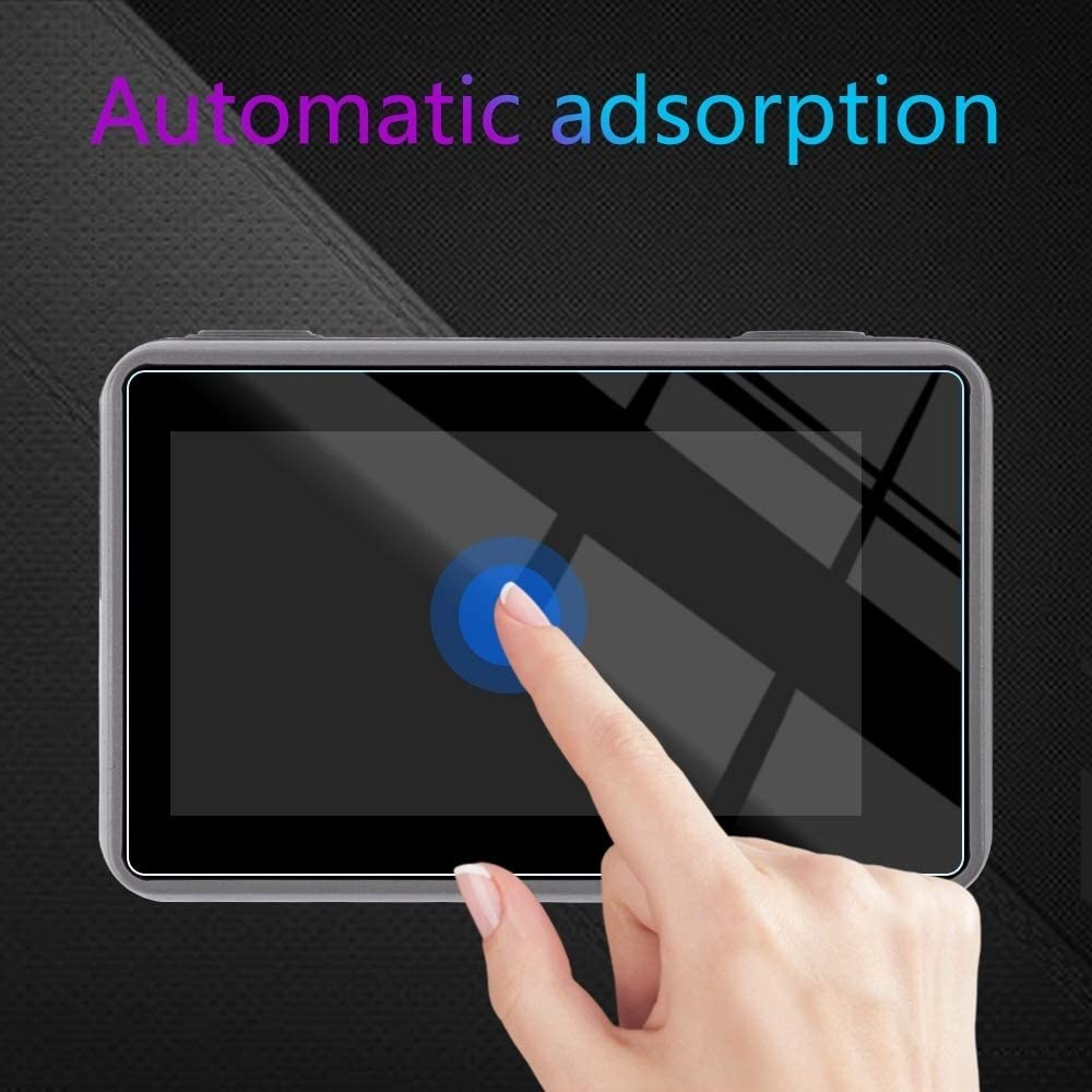 Front and Back LCD Display HD Protective Film for DJI New Action Durable Lens