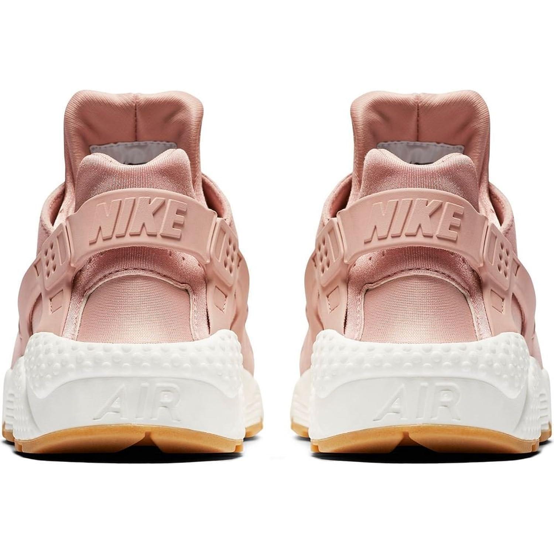 AA0524 600 Nike Schuhe Wmns Air Huarache Run Sd rosa weiss karamell 2017 Damen