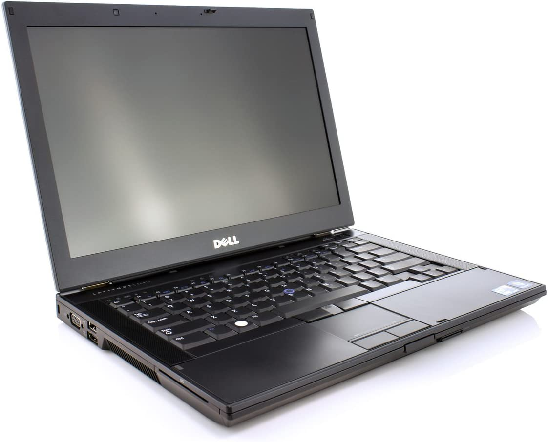 Dell Latitude E6410 Laptop Intel Core i5 520M 2.4GHz 4G DDR3 Ram 500G Hard Drive Windows 10 Pro (Renewed)