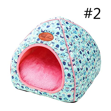 GZXYYY Pet Dog Bed & Sofa House For Cat Dogs House Soft Dog ...