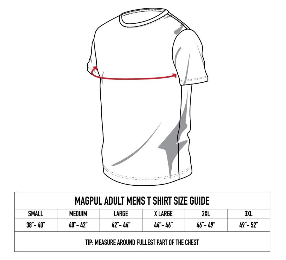 Magpul Fine Cotton Icon Logo T-Shirt