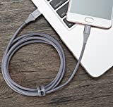 Amazon Basics Double Braided Nylon USB 2.0 A to