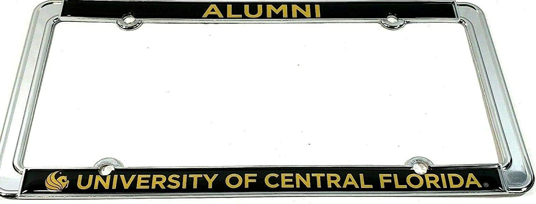 Craftique Central Florida Golden Knights Plate Frame