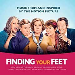 Joanna Lumley Stars in FINDING YOUR FEET Coming to DVD and Digital July 3 from Sony Pictures