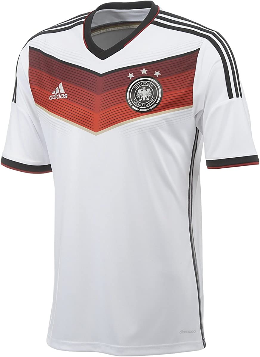 adidas – Camiseta de equipación de LA selección Alemana Copa del ...