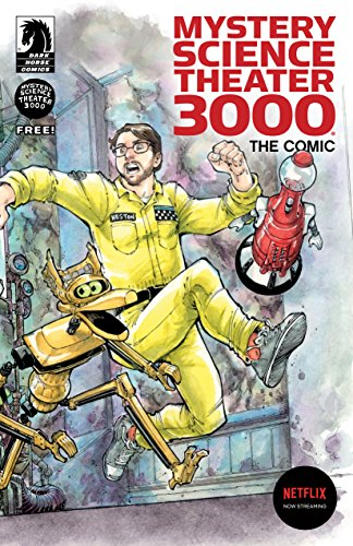 Mystery Science Theater 3000 Ashcan (English Edition)