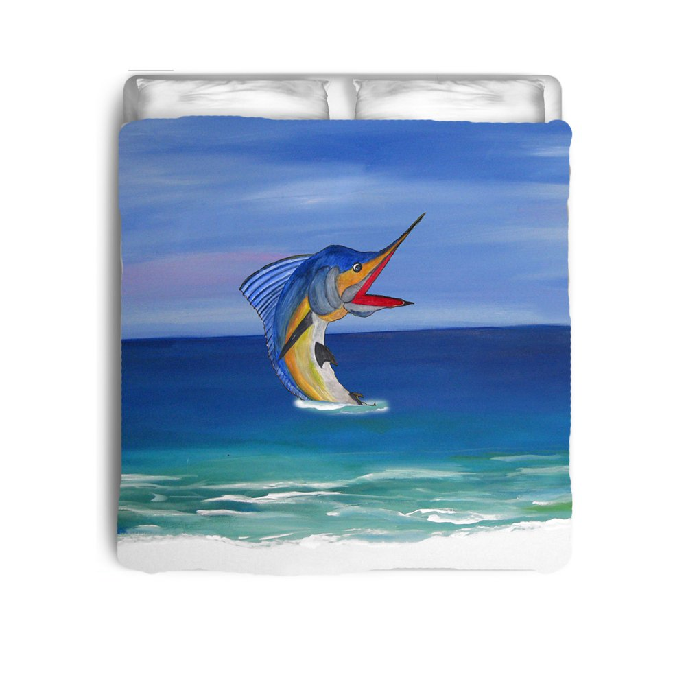 Sail Fish School Comforter From Art (King)
