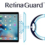 "RetinaGuard Anti-blue Light Screen protector for iPad Pro 12.9"" - SGS & Intertek Tested - Blocks Excessive Harmful Blue Light, Reduce Eye Fatigue and Eye Strain"