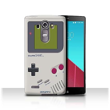 Amazon.com: Stuff4 Phone Case/Cover/Piel/lgg4/Consola de ...