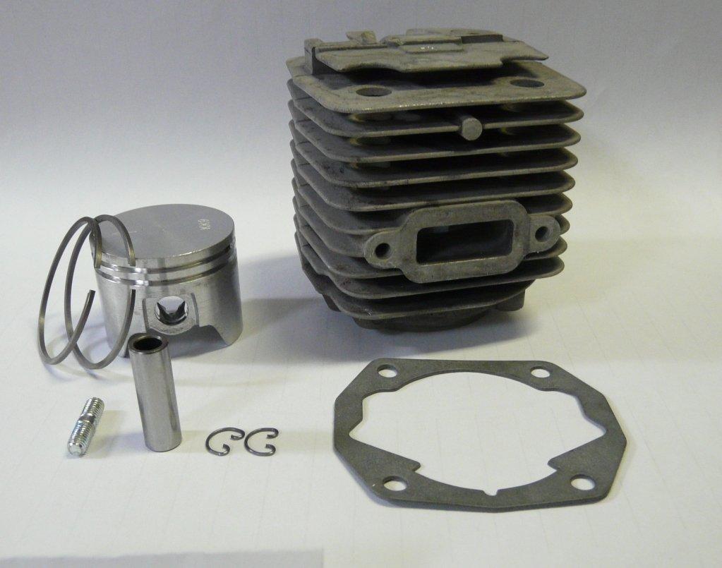 Cilindro y pistón MC Culloch PM 40 Titan 41 Mac 540 y: Amazon.es ...