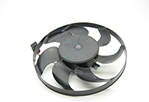 Volkswagen 1K0-959-455-ET Fan Motor and Module 06-10 Jetta/Passat/GTI/Rabbit/Eos
