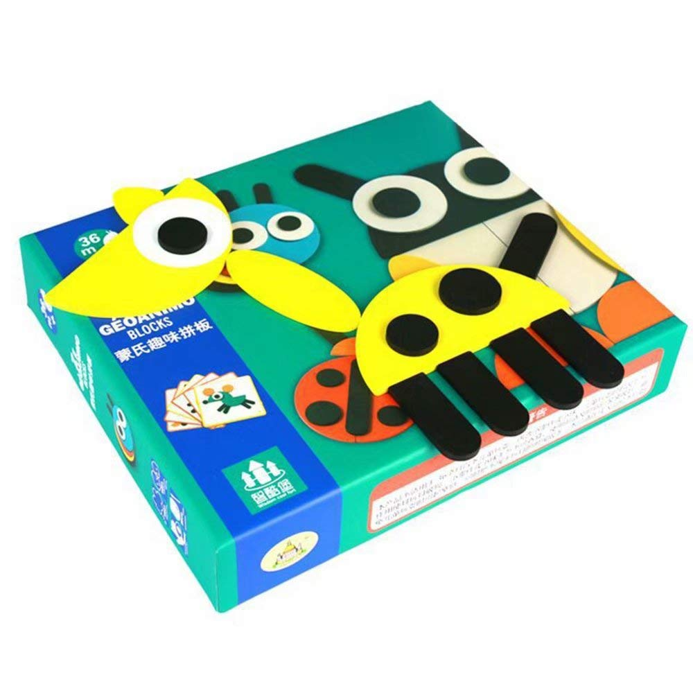 Petit Collage Rock /& Roll Alligator Wooden Shape Sorter and Pull Toy Petit Collage-NEW PTC130