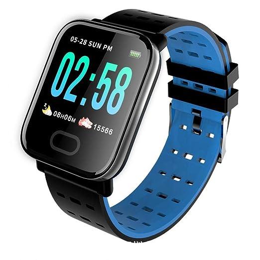 gikeba Reloj Digital Unisex Resistente al Agua con Pulsera ...
