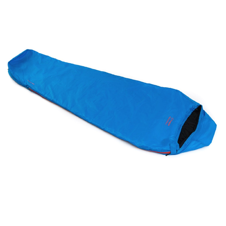 SnugPak Travel Pak - Saco de Dormir con Cremallera (2 L), Color Azul: Amazon.es: Deportes y aire libre
