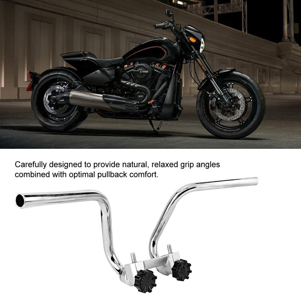 Tarente Aluminum Alloy Motorcycle Splitter Handlebar Handle Bar Fits for Honda CT70 Z50 50 70 M HB09