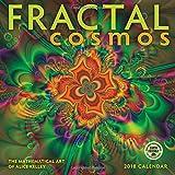 Fractal Cosmos 2018 Wall Calendar: The Mathematical Art of Alice Kelley