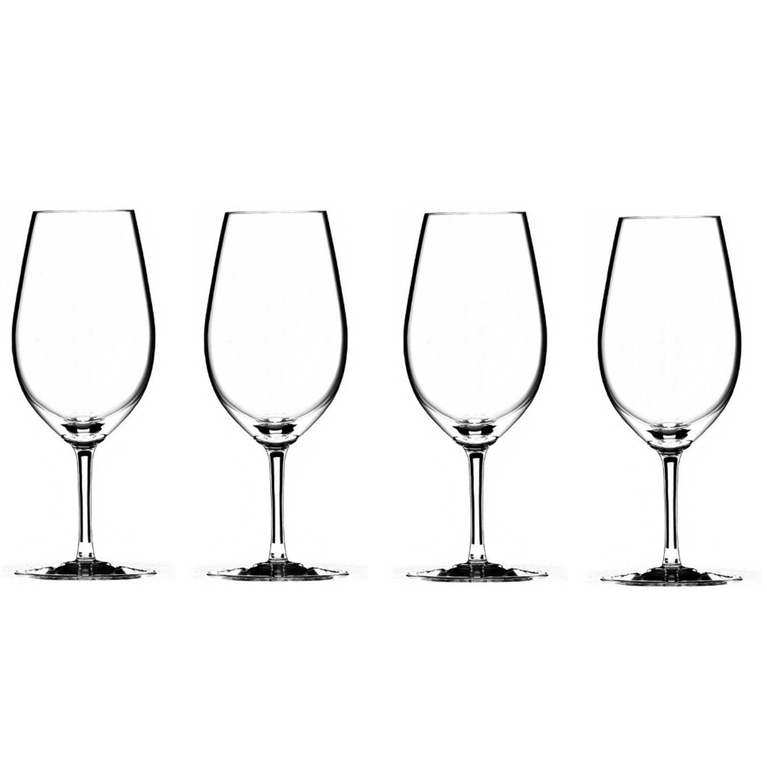 Riedel Sommeliers Leaded Crystal Vintage Port Glass, Set of 4 by Riedel