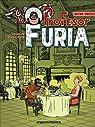 Le Profesor Furia, Tome 1 : Leçon de savoir-vivre par Frissen
