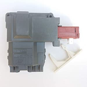 1317632 Door Lock Switch Assembly & 1317633 Door Strike for Electrolux Frigidaire Kenmore Crosley Westinghouse GE Gibson Front Load Washer. Alternative Part 131763202 131763256 & 131763310 131763302