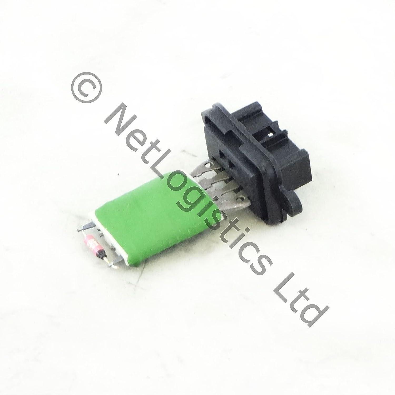 Doblo Heater Blower Resistor
