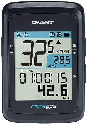 Giant Neos GPS Bicicleta Ciclismo Ciclocomputador Bike Ant+ ...