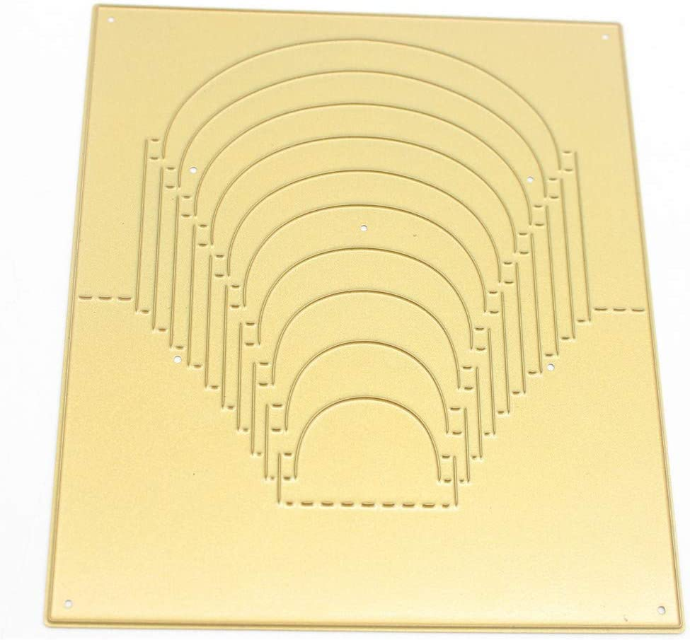 Scrapbooking Dies OTTATAT On Sale Newest 3D Metal Cutting Dies Stencil DIY Scrapbooking Embossing Album Paper Card Craft