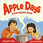 Apple Days: A Rosh Hashanah Story | Allison Sarnoff Soffer