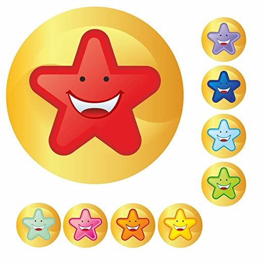 14 opinioni per Multi Star Reward Stickers