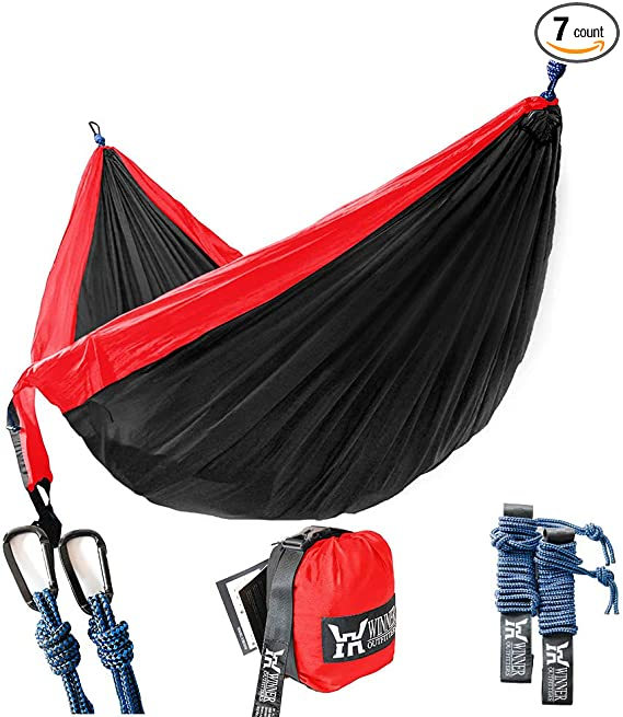 WINNER OUTFITTERS Double Camping - Best Camping Hammock