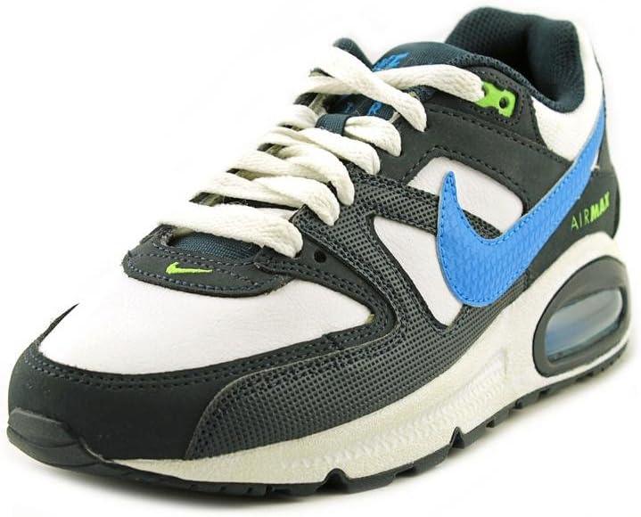 Nike Air Max Command (GS), Chaussures garçon, Blanc (White