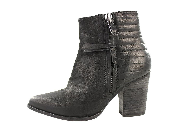 Billi Bi Damen Stiefel Negro Varese Gr 37 Schwarz Stiefeletten Boots Leder #Z37a