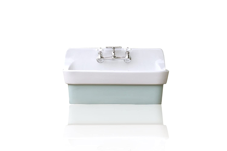 Amazon Com Vintage Style High Back Farm Sink Original