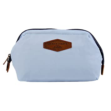 Jerry   Maggie - Makeup Bag Cosmetic Bag Beauty - Zipped Open With Steel  frame Waterproof 1aab52d34c842