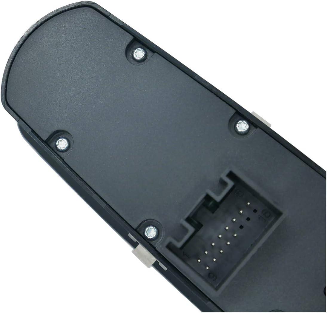 ZEALfix Interrupteur de fen/être /électrique de Porte Avant