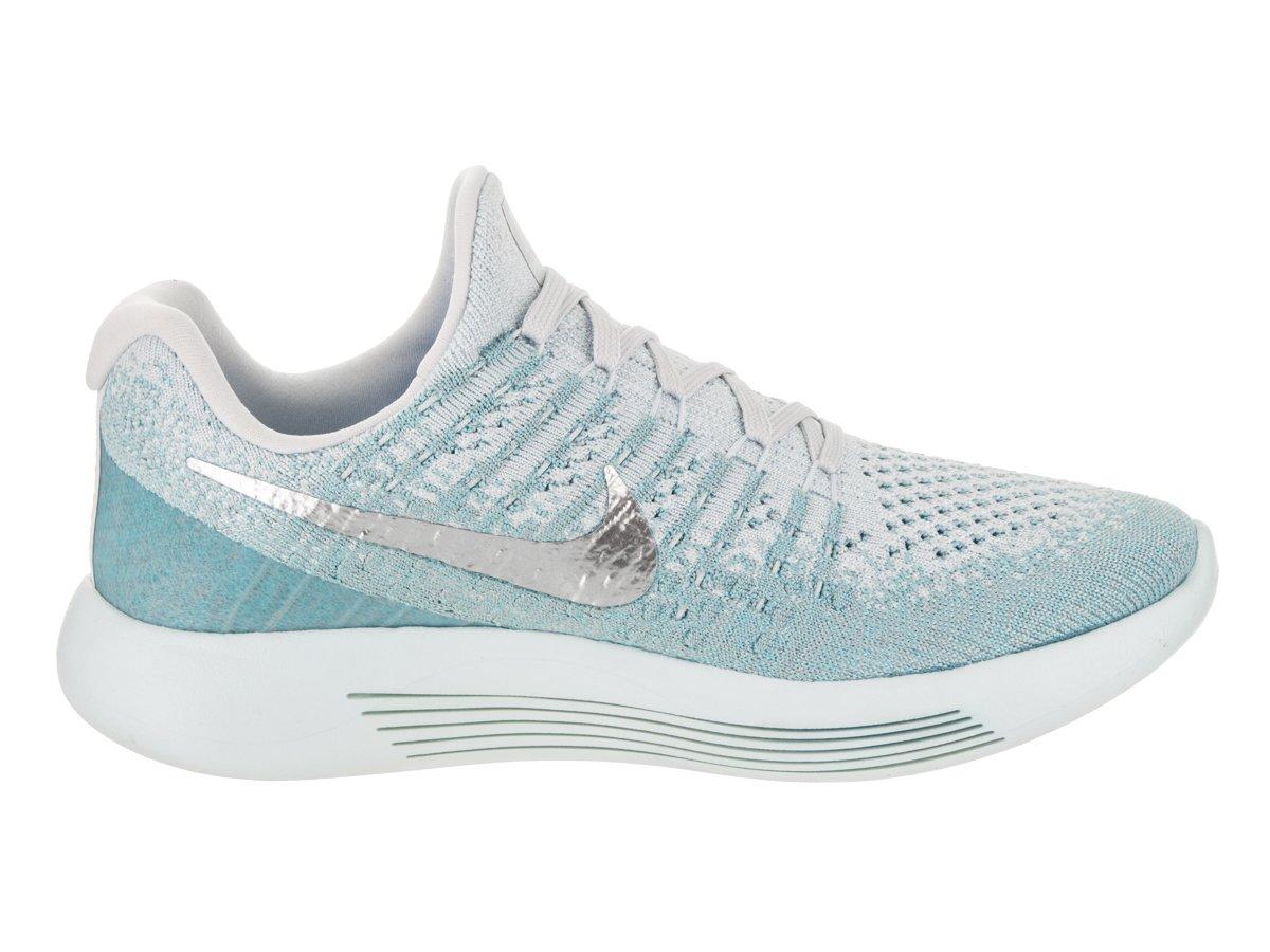 Nike Herren Laufschuhe Blau/Silber (Glacier Silver) Blau/Metallic Silver) (Glacier 572ee8